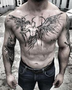 Top 20 Amazing Raven Tattoo Designs will Change Your Life Hand Tattoos, Tattoos Masculinas, Badass Tattoos, Body Art Tattoos, Tribal Tattoos, Sleeve Tattoos, Tattoos For Guys, Cool Tattoos, Tatoos