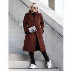 oversized coat by nachgestern