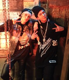 Chad Future grabs VIXX's Ravi to 'Rock The World' with full MV release | allkpop.com
