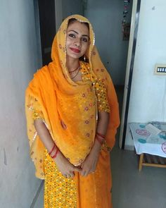 Beauty Full Girl, Beauty Women, Beautiful Girl Indian, Beautiful Women, Rajasthani Dress, Vidya Balan, India Beauty, Yellow Dress, Desi