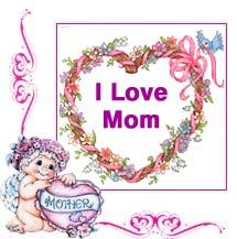 Happy Mother's Day Clip Art Free | Mother's Day-Mum You'd Be Better Off In Prison