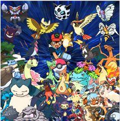 Pokemon Ash - Google Search