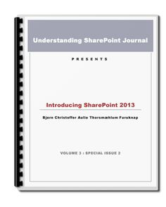 Introducing SharePoint 2013