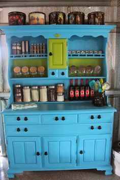 """Gluten Free Casually: My Star Wars Baker's Hutch """"Upcycle"""" Project. Homemade Darth Vader knobs!"""