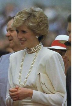 Princess Diana - 1986