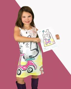 Picture This Clothing - Kids design their own clothing. (Web, Fashion, and Kids)…