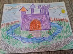 The castle. Goal:To helpchildren think and talk about their own relationships, boundaries and defenses.