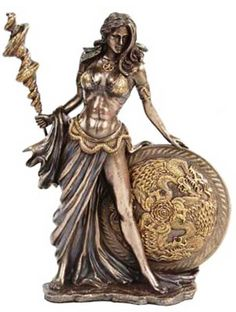 Frigga Norse Goddess Statue