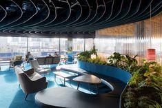 Second Home Londres, nuevo proyecto de selgascanoc con nuestro vitroflex pc paredes divisorias que aportan luz y un diseño exclusivo.