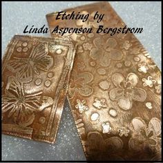 Etching Brass and Copper | JewelryLessons.com