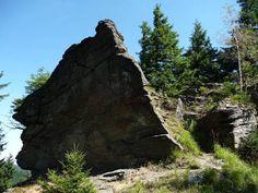 Zřícenina hradu Quinburg
