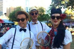 Adelaide Fringe Festival: Street parties and magical lighting kick off 2016 celebration