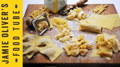 How To Make Pasta Shapes | Jamie's Comfort Food | Gennaro Contaldo