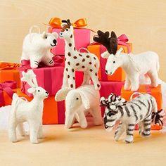 Grand Tour Set of 6 Wool Felt Animal Christmas Tree Decor... https://www.amazon.co.uk/dp/B00FFA8HQ4/ref=cm_sw_r_pi_dp_x_QhwUybG6RF5C0