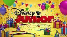 Production éxecutive: BCWALL  TV Bumper pour l'Anniversaire de la chaine Disney Junior.  TV Bumper for the Disney Junior channel's Birthday.