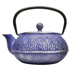 Primaula Cast Iron Tea Kettle w/ Loose Leaf Infuser - $30 Target