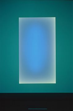 James Turrell. how does man-made structure affect the presence of natural light?