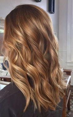 Brown Hair With Caramel Highlights, Brown Hair Balayage, Hair Color Highlights, Hair Color Balayage, Honey Balayage, Caramel Balayage, Brown Blonde, Blonde Ombre, Blonde Color