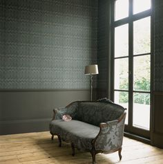 Wallpaper & Fabric Collection. #tristanbutterfield