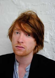 Domhall Gleeson | The 27 Hottest Celebrity Gingers