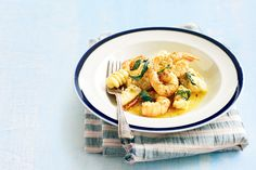BAKED GNOCCHI WITH PRAWNS http://www.delicious.com.au/recipes/baked-gnocchi-prawns/61145fbc-9714-44f4-9e8a-e68ed0c953d2?current_section=recipes&adkit_ref=/recipes/collections/maggie-beer-collection/3dbc44d0-b931-475c-b9ee-5b8177e1cf3c