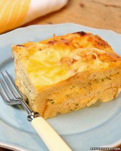 Cheese Strata
