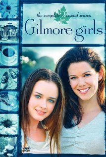 Gilmore Girls.  I cannot tell a lie; these idiots have given me much pleasure.