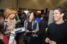 More than 45 exhibitors from a variety of agencies, bureaus and corporations provided one-on-one counseling to the WBOS attendees.
