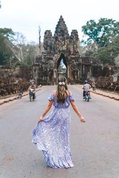 Cambodia Itinerary, Cambodia Beaches, Cambodia Travel, Vietnam Travel, Angkor Wat, Poses For Photos, The Beautiful Country, China Travel, Dreams