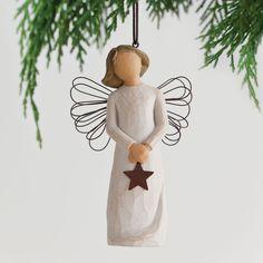 Angel of Light Ornament