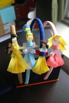 Princess headbands
