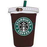 iPhone SE Case, MC Fashion 3D Starbucks Coffee Cup Super Cute Silicone Case Cover for Apple iPhone 5/5S/SE (Coffee... Price: USD 9.95 | UnitedStates