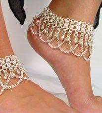 Elegant Gypsy Anklets