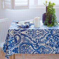 linen precut napkins