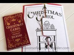 A Christmas Carol Literature Unit - Confessions of a Homeschooler