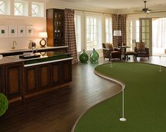 TOTALLY acceptable man cave.