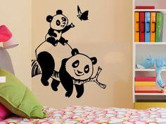 Simple Wall Paintings, Creative Wall Painting, Wall Painting Decor, Nursery Decals, Wall Decals, Living Room Decor Etsy, Bedroom Decor, Bedroom Wall Designs, Kids Wall Decor