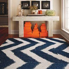 Sophistikat carpet tiles, by FLOR. $12.99/tile