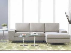 Gray Modern Sectional