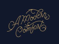 A Modern Comfort / Ace Hotel Palm Springs Collaboration