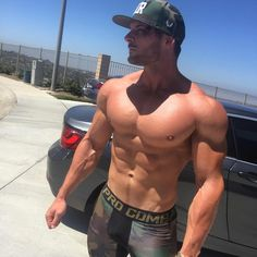 ALPHA MUSCLE HUNKS — Sexy, large and in charge. Alpha Muscle Hunks....