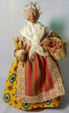 French-santon-of-Provence-signed-Christmas-crib-Doll-in-terraccotta