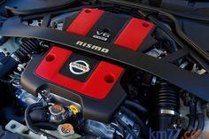 Nissan 370Z Nismo (Engine)