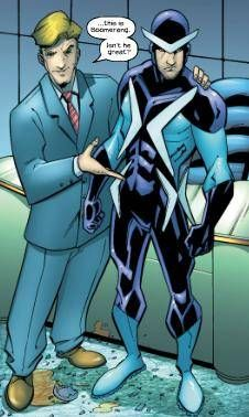 Former pro baseball player who became a known criminal as the Boomerang. After fighting towards some semblance of redemption as a member of the Thunderbolts, he lead the seventh incarnation of the Sinister Six. First Spiderman, Spiderman Comic Books, Comic Books Art, Dc Comics Art, Marvel Dc Comics, The Sinister Six, Captain Boomerang, Comic Artist, Fictional Characters