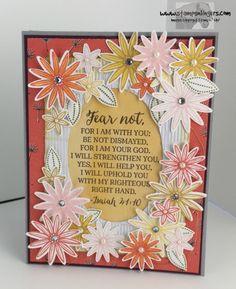 Rose Wonder Grateful Bunch 1 - Stamps-N-Lingers