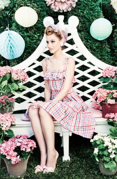 Collection Spring Summer 2014 Picnic | Lena Hoscek