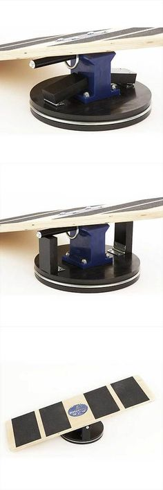 Equipment Parts and Accessories 179001: Fitter First Extreme Balance Board Rehabilitate Strengthen Muscles Ligament -> BUY IT NOW ONLY: $179.54 on eBay!