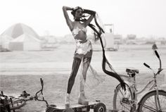 .@NastyGal & @angelcandice because she would kill it at a music festival or Burning Man in one of the collab pieces!