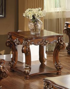 Vendome End Table | Acme Furniture | Home Gallery Stores
