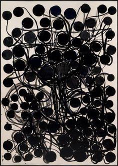 Atsuko Tanaka - Untitled, 1961